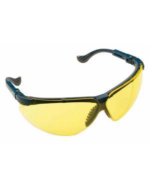 Gafas de Seguridad XC con montura Azul ocular amarillo