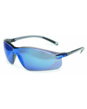 Gafas de Seguridad A700 Gris y Azul