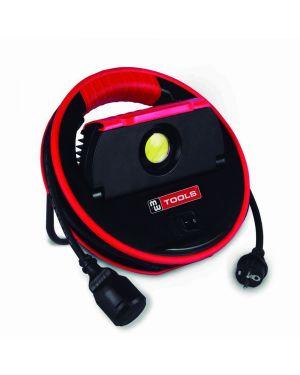 Foco LED con Alargo y Enrollador WCAB50