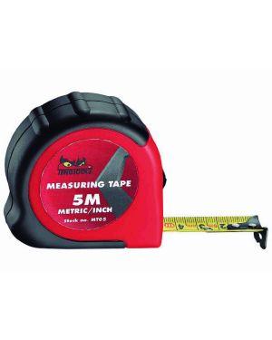 FLEXÓMETRO en milímetros y pulgadas MT03 - 5M