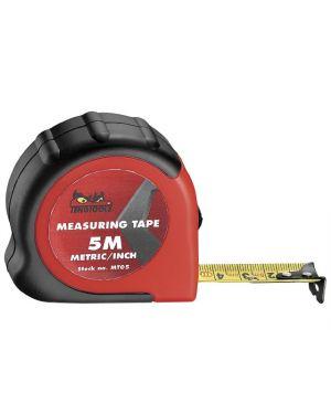 FLEXÓMETRO en milímetros y pulgadas MT03 - 8M