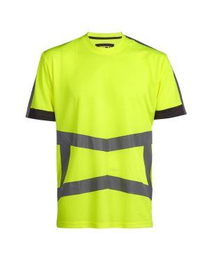 Camiseta Alta Visibilidad Amarilla Armstrong 1225 - L