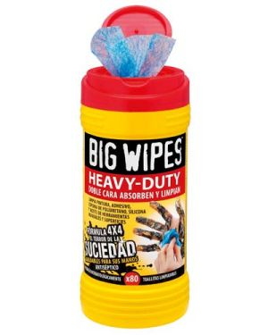 Toallitas Limpiadoras Big Wipes 40