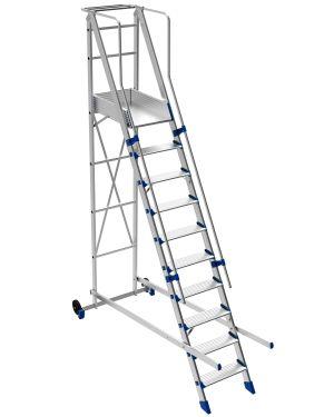 Marchetti Escalera Almacén Fortezza 04