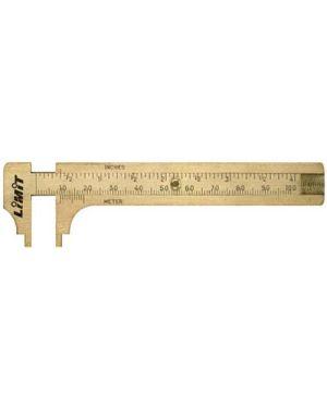 Pie de Rey Analógico de Latón 100 mm