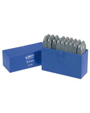 .PUNZON DE LETRAS standar 11 mm. 8 mm