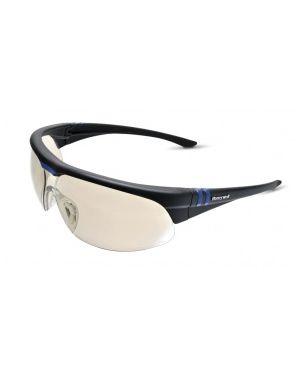 Gafas de Seguridad Fijas  Millennia 2G Plateadas