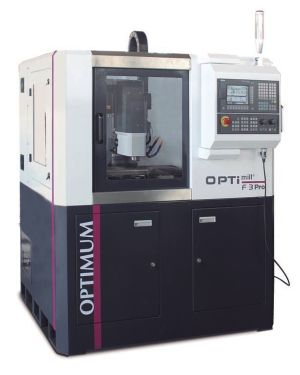 Fresadora  cnc OPTImill F3 CNC Pro Advance