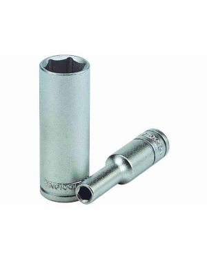 "Llave de Vaso Hexagonales de serie larga 1/4"" M140610-C - 10MM"
