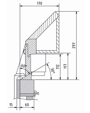 Plegadora de Chapa Manual FSBM 1020-20 HSG