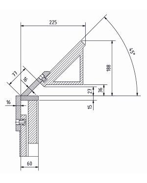 Plegadora de Chapa Manual FSBM 1020-20 S2