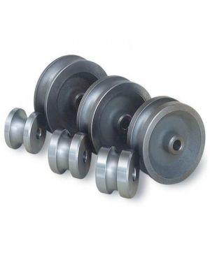 Kunststoffwinkelrollen f. Alu #Rodillos de plástico angulares para aluminio\inox 30 x 30 x 3