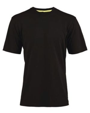 Camiseta Básica Negra  1408 Duck Talla XL
