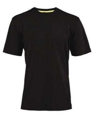 Camiseta Básica Negra  1408 Duck Talla L