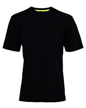 Camiseta Básica Negra  1408 Duck Talla M