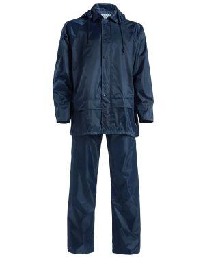 Conjunto Impermeable Azul Marino 2601 Rainy - Talla XL