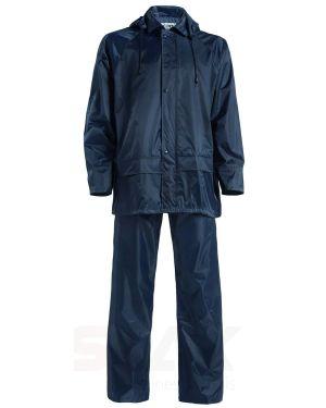 Conjunto Impermeable Azul Marino  2601 Rainy - Talla L