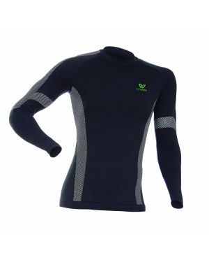 Camiseta Térmica Negra Termoregulable WFIT08 - S