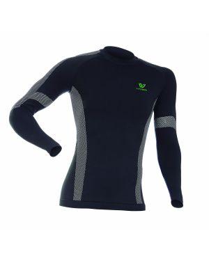 Camiseta Térmica Negra Termoregulable WFIT08 - M/L