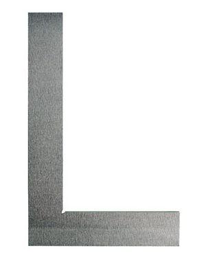 Escuadra Lisa de Acero  200x130 mm