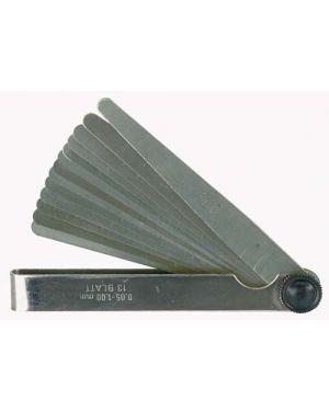 Galgas de Espesores (8 láminas) 0,05 - 0,50 mm