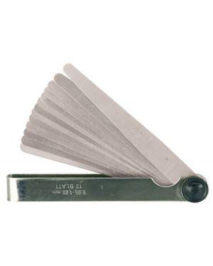 Galgas de Espesores (13 láminas) 0,05 - 1,00 mm