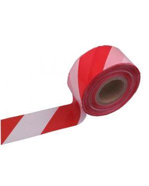 Cinta de Balizamiento Roja y Blanca  RSNA580RB