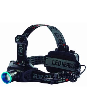 LINTERNA LED DE CASCO  MWRIT1070 ZOOM240 RECARGABLE