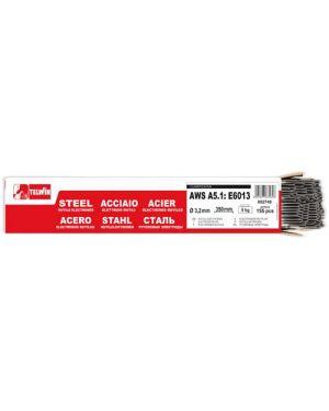 Electrodos Rutilos de Acero E6013 - 125 piezas