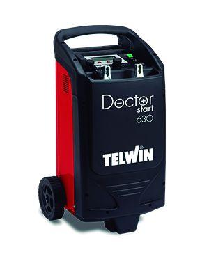 Cargador Multifunción DOCTOR START 630 230V 12-24V