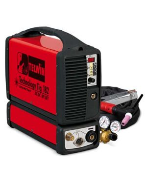 SOLDADORA INVERTER TECHNOLOGY TIG 182 AC/DC-HF/LIFT Technology Tig 182 AC\DC-HF\Lift