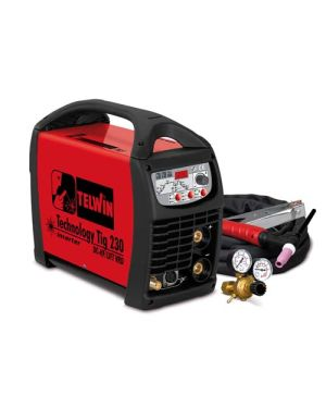 SOLDADORA INVERTER TECHNOLOGY TIG 230 DC-HF/LIFT VRD Technology Tig 230 DC-HF\Lift VRD