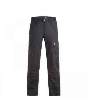 Pantalón Multibolsillos Negro 1443 Antras - 38