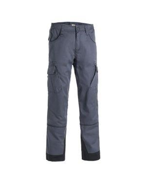 Pantalón Multibolsillos Gris 1443 Antras - 46