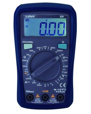 Multímetro Electrónico 310