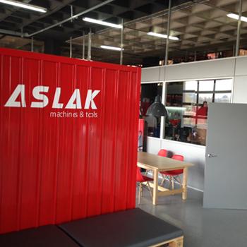 ASLAK - Importación y distribución de maquinaria